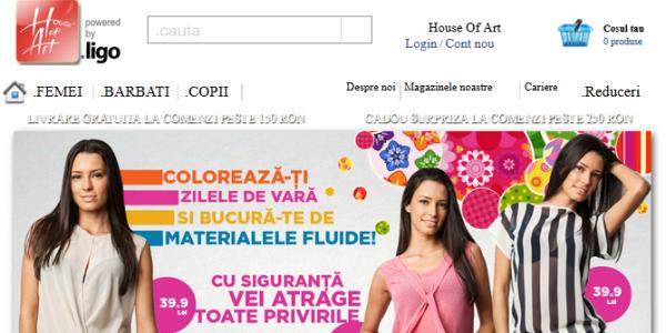Magazin online Ligo.ro